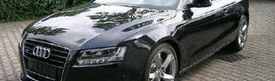 Prova Audi A5 1.8  TFSI