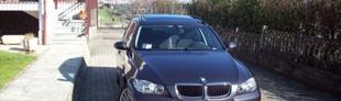 Prova BMW Serie 3 Touring 318d Attiva