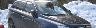 Prova Opel Antara 2.0 CDTI 150 CV Cosmo DPF IMTS Automatica