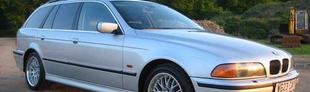 Prova BMW Serie 5 Touring 530d