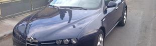 Prova Alfa Romeo 159 1.9 JTDm Eco Progression