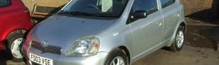 Prova Toyota Yaris