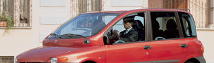 Prova Fiat Multipla 1.9 Multijet Dynamic