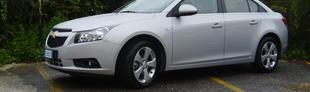 Prova Chevrolet Cruze 1.6 LS