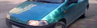 Prova Fiat Punto 55 SX 3p