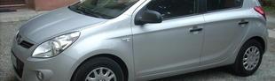Prova Hyundai i20 1.2 Classic 5p