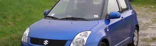 Prova Suzuki Swift 1.3 DDiS 16V GL 5p