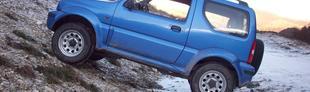 Prova Suzuki Jimny 1.3 VVT Special