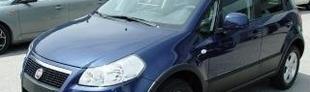 Prova Suzuki SX4 1.6 VVT 2WD Outdoor Line GL