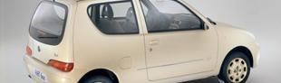 Prova Fiat 600 1.1 Active