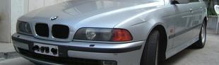 Prova BMW Serie 5