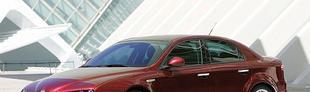 Prova Alfa Romeo 159 1.9 JTDm 16V Progression