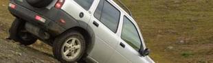 Prova Land Rover Freelander