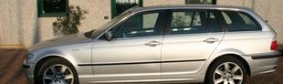 Prova BMW Serie 3 Touring 330d xDrive Eletta