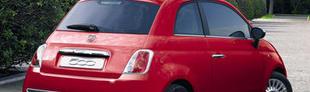 Prova Fiat 500 1.2 Lounge