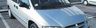 Prova Chrysler Voyager