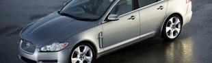 Prova Jaguar XF 2.7 D V6 Premium Luxury