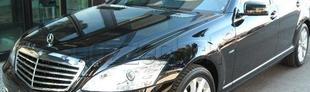 Prova Mercedes S 350 Elegance
