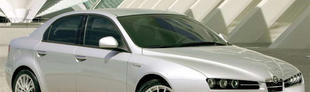 Prova Alfa Romeo 159 2.4 JTDm Q-Tronic Distinctive