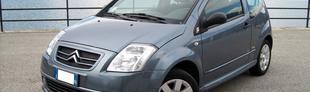 Prova Citroën C2 1.4 HDi Perfect Techno