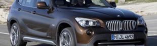 Prova BMW X1 xDrive23d Futura Steptronic
