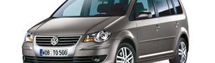 Prova Volkswagen Touran 1.9 TDI Trendline 7 posti