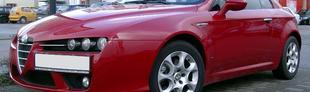 Prova Alfa Romeo Brera 2.4 JTDm
