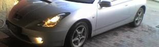 Prova Toyota Celica