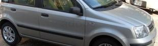 Prova Fiat Panda 1.2 Natural Power Dynamic