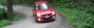 Prova Suzuki Swift 1.6 16V VVT Sport GL 3p