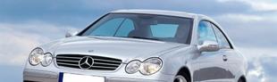 Prova Mercedes CLK