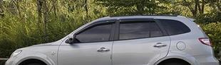 Prova Hyundai Santa Fe 2.2 CRDi VGT Active Top
