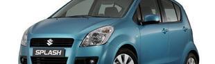 Prova Suzuki Splash 1.0 GLS