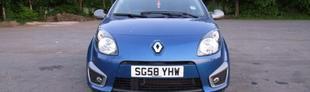 Prova Renault Twingo 1.5 dCi Sport & Sound