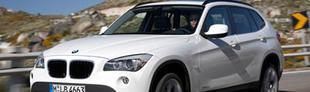 Prova BMW X1 xDrive18d Futura