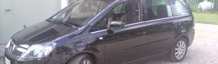 Prova Opel Zafira 1.9 CDTI Enjoy