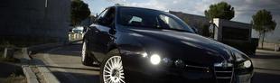 Prova Alfa Romeo 159 1.9 JTDM 120 CV ECO Progression