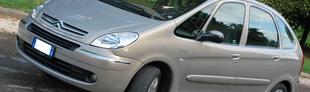 Prova Citroën Xsara Picasso 1.6 16V Seduction