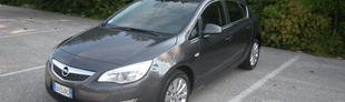 Prova Opel Astra 1.4 Turbo Cosmo