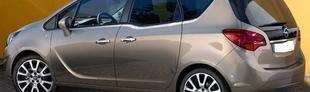 Prova Opel Meriva 1.4 Elective