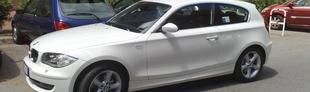 Prova BMW Serie 1 120d Futura Steptronic 3p