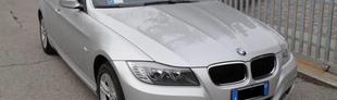 Prova BMW Serie 3 Touring 318d Eletta