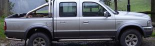 Prova Ford Ranger 2.5 TDCi XLT