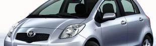 Prova Toyota Yaris 1.0 VVT-i Now 5p