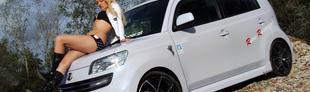Prova Daihatsu Materia 1.5 Hiro Automatica