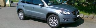 Prova Volkswagen Tiguan 2.0 TDI Sport & Style 4Motion
