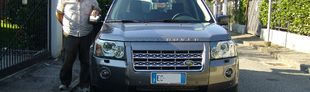 Prova Land Rover Freelander 2.2 TD4 HSE DPF