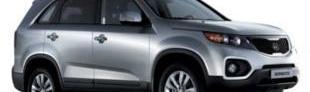 Prova Kia Sorento 2.2 16V CRDI Class 4WD Automatica