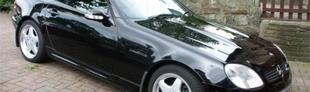 Prova Mercedes SLK