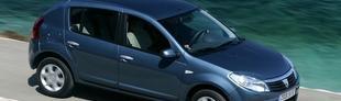 Prova Dacia Sandero 1.4 Lauréate GPL